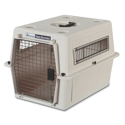 Petmate® Vari Pet Kennel® Model 100 Clay 21 X 16 X 15 inches 1250