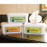 Earthbath Grooming Wipes for Dogs 13280e
