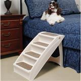 Solvit™ Products PupSTEP Plus Stairs, Tan Only 24 inch L x 16 inch W x 19.5 inch H 14041
