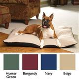 Van Winkles Beds 4 Pets Classic Rectangle Dog Bed Pillow Beige 54 in. x 40 in. x 4 in. 14344