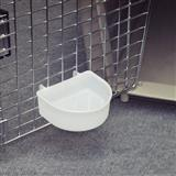 Petmate® Univ. Plastic Water Cup Single 1447