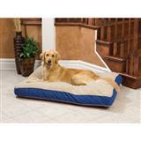 Carolina Pet Company Four Season Jamison Dog Bed Blue 48 in. x 36 in. x 4 in. 148923