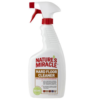 Nature's Miracle ® Advanced Dual-Action Hard Floor Cleaner 24 oz. 15684
