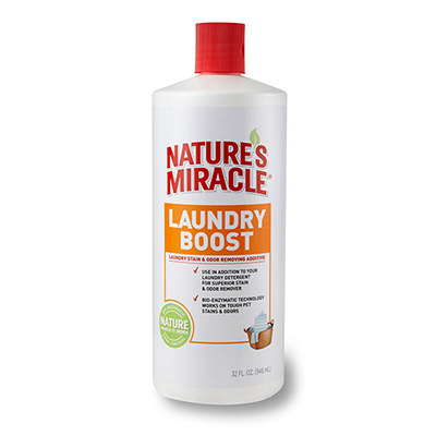 Nature's Miracle Laundry Boost 32 oz. 15685