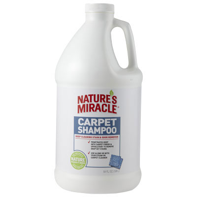Nature's Miracle ® Advanced Deep Cleaning Carpet Shampoo 64 oz. 15686