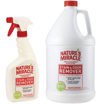 Nature's Miracle ® Stain & Odor Remover 1576B