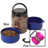 TRAVEL-tainer™ Food and Water Container 1698b