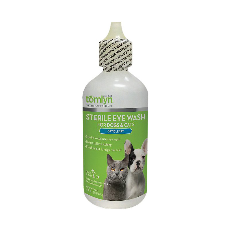 Tomlyn™ Opticlear™ Eye Wash 4 oz. 1735