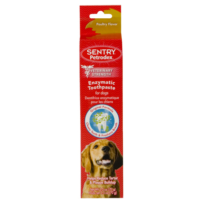 Sentry® Petrodex® Poultry Toothpaste For Dogs 1053b
