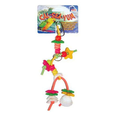 Prevue Pet Products Cal-Sea-Yums Mate Bird Toy  17742