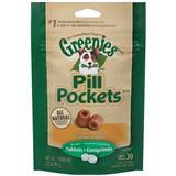 Greenies® Pill Pockets for Dogs Chicken Formula for Tablets 2.6 oz. 17782
