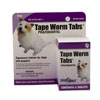 Trade Winds® Tape Worm Tabs for Dogs 1786
