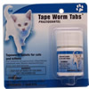 Tape Worm Tabs for Cats 1787
