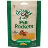 Greenies® Pill Pockets® for Dogs Chicken Formula for Capsules 17952b