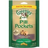 Greenies® Pill Pockets® for Dogs Duck and Pea Formula for Capsules 6.6 oz. 17953
