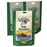 Greenies Pill Pockets for Dogs 7.9 oz. For Capsules 1795e