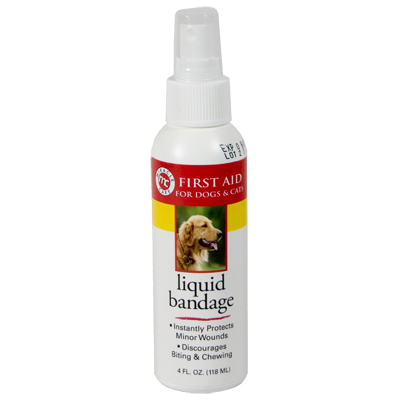 R-7 ® Liquid Bandage Spray For Dogs And Cats, 4oz 1959