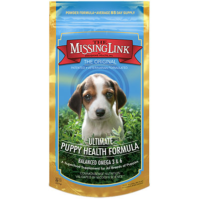 The Missing Link® Puppy Formula 8 oz. 21191