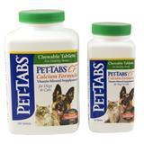 Pet-Tabs® CF Calcium Formula Vitain-Mineral Supplement for Dogs and Cats 2224b