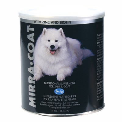 Pet Ag® Mirra Coat Powder 1 lb. 2229