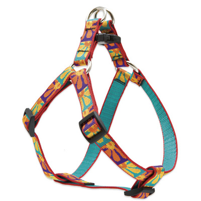 "Lupine® Crazy Daisy 3/4"" x 20""-31"" Step-In Harness 2268201"