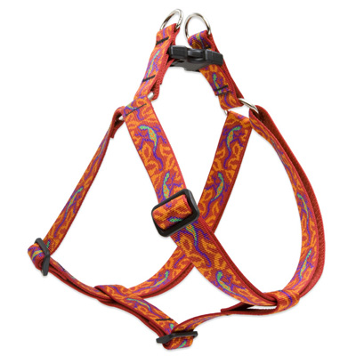 "Lupine® Go Go Gecko Step-In Harness 1"" x 24""-38"". 227713"