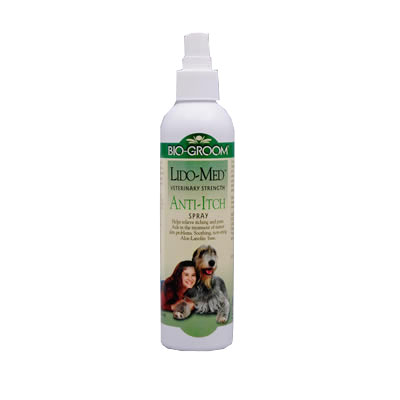 Lido-Med Anti-Itch Spray 8 oz. 2342
