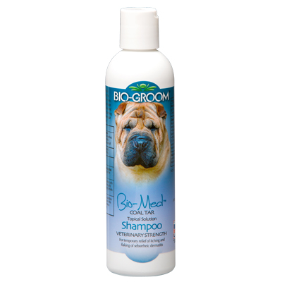 Bio-Groom® Bio-Med Medicated Shampoo 8 oz. 2348
