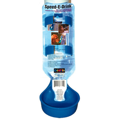 Speed-E-Drink Water Carrier 2397