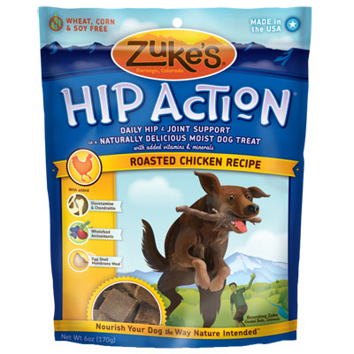 Zuke's® Hip Action® Treats for Dogs Chicken 247802b