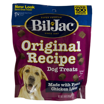 Bil-Jac Liver Treats 248B