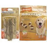 Nylabone® Rawhide Tender & Juicy Middle 2501b
