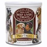 Gimborn®  Original Beef Freeze Dried Training Treats 1225B