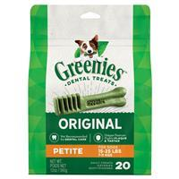 Greenies® Chewy Texture Treat-Pak™ Dog Treats 12 oz. 9611b