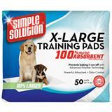 "Simple Solution® Puppy Training Pads 10 ct. 28"" x 30"" 26021"