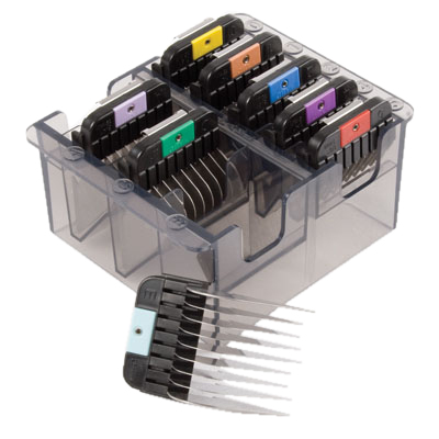 Wahl Stainless Steel Comb Caddy