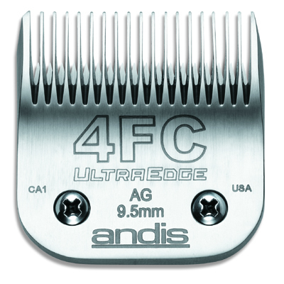 "Andis UltraEdge 4F Blade 3/8"" 2848"