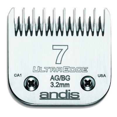 "Andis UltraEdge 7S skip tooth Blade 1/8"" Cut 2851"