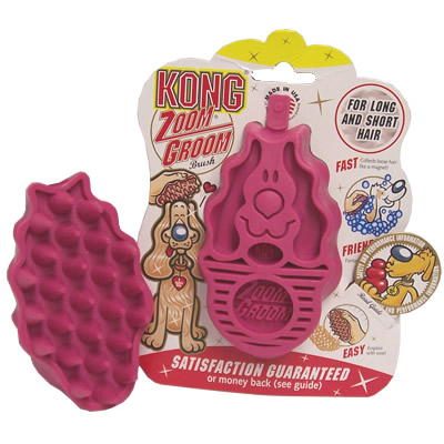 Kong Zoom Groom for Dogs 2966