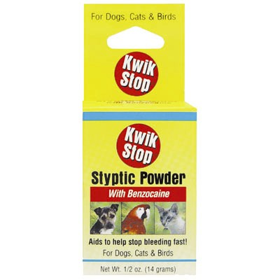 Kwik Stop® Styptic Powder 2984e