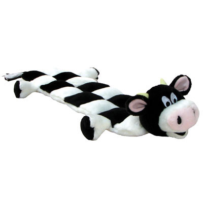 Outward Hound® Squeaker Matz™ Large Cow 301323
