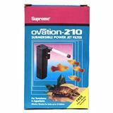 Ovation Submersible Power Filter by Supreme 30278B