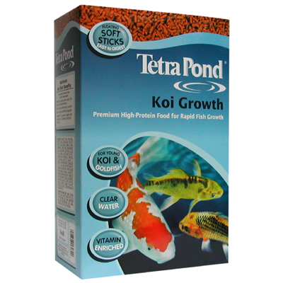 Tetra Pond Koi Growth Pond Food 5 lbs. 31804