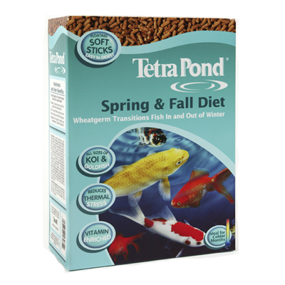 Spring & Fall Pond Food 3 lbs. 31807
