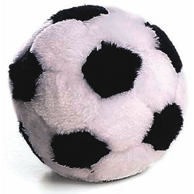 Spot® Plush Soccer Ball		 32653