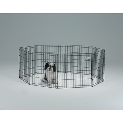 Midwest ® Exercise Pen without Door 3272B