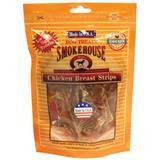 Smokehouse Chicken Breast Strips Dog Treats 34331b