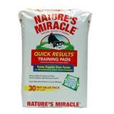 Natures Miracle ® Quick Results Training Pads 3536e