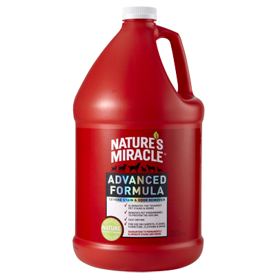 Natures Miracle Advanced Stain & Odor 1 Gallon 3543