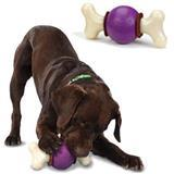 Premier® Busy Buddy® Bouncy Bone™ Treat Dispensing Dog Toy 35441b